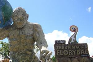 Parque Terra Mágica Floryball